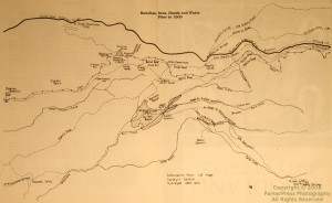 Ranches, Inns, Roads, and Water prior to 1900