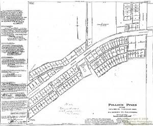 Pollock Pines Subdivision