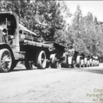 Early equipment truck (1923)